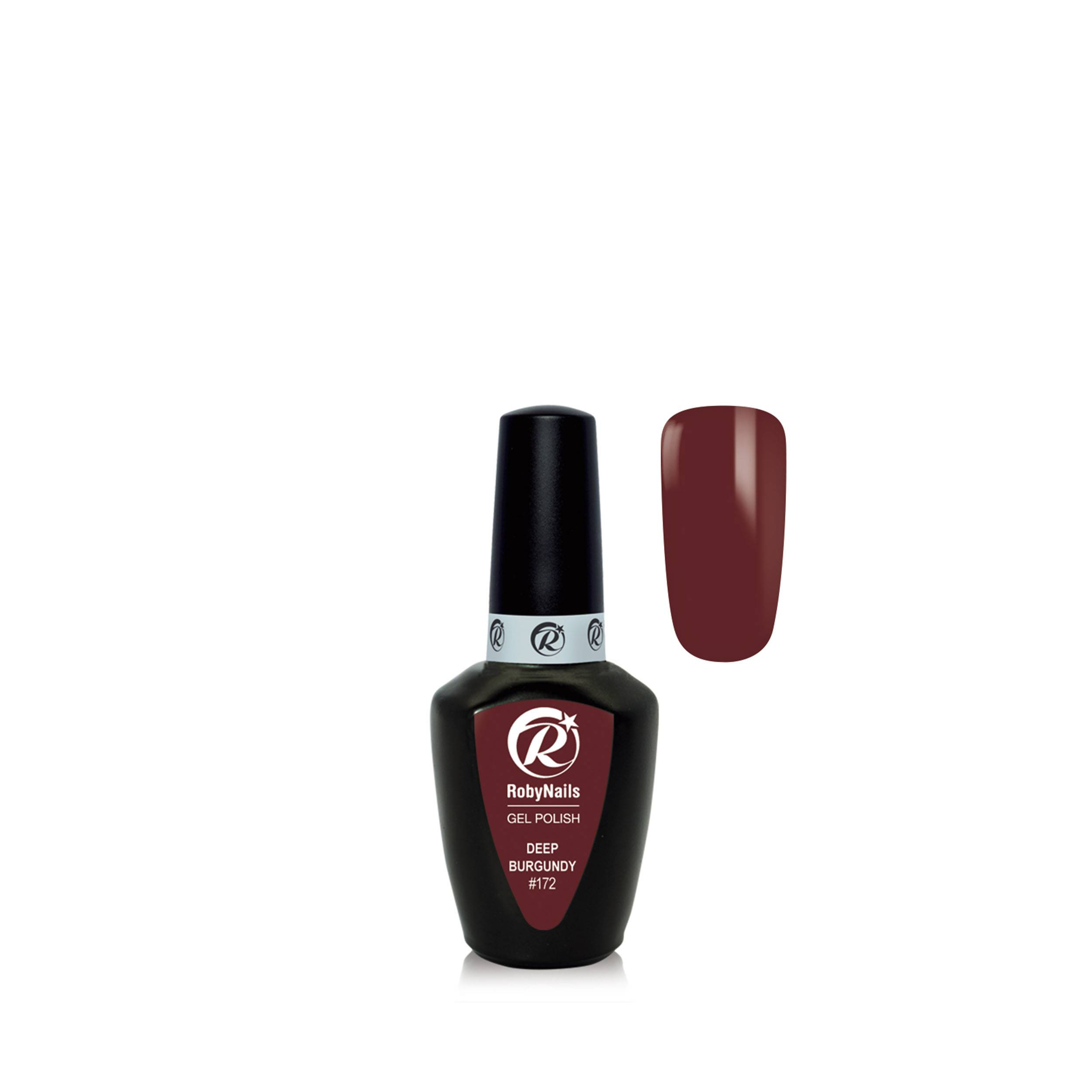 Gel Polish Deep Burgundh 21172 8 Ml