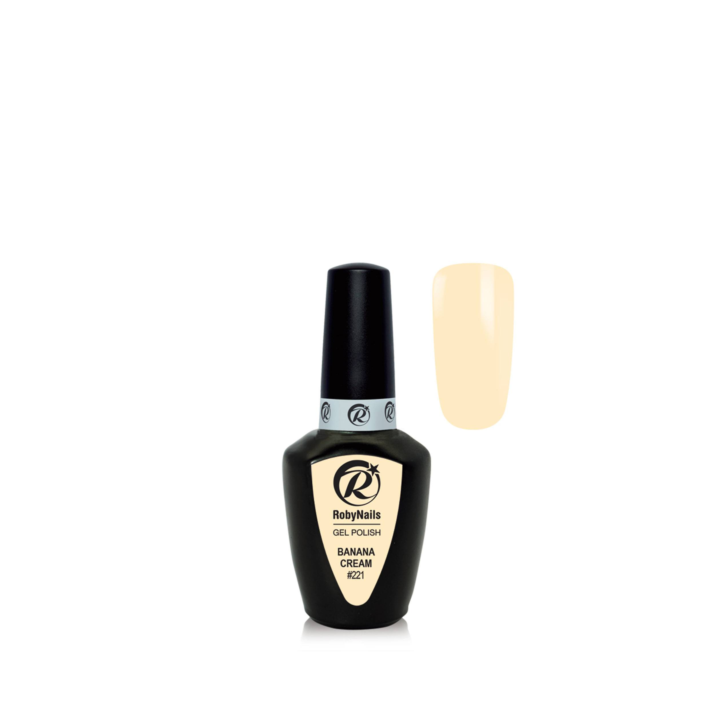 Gel Polish Banana Cream 8 Ml 21221
