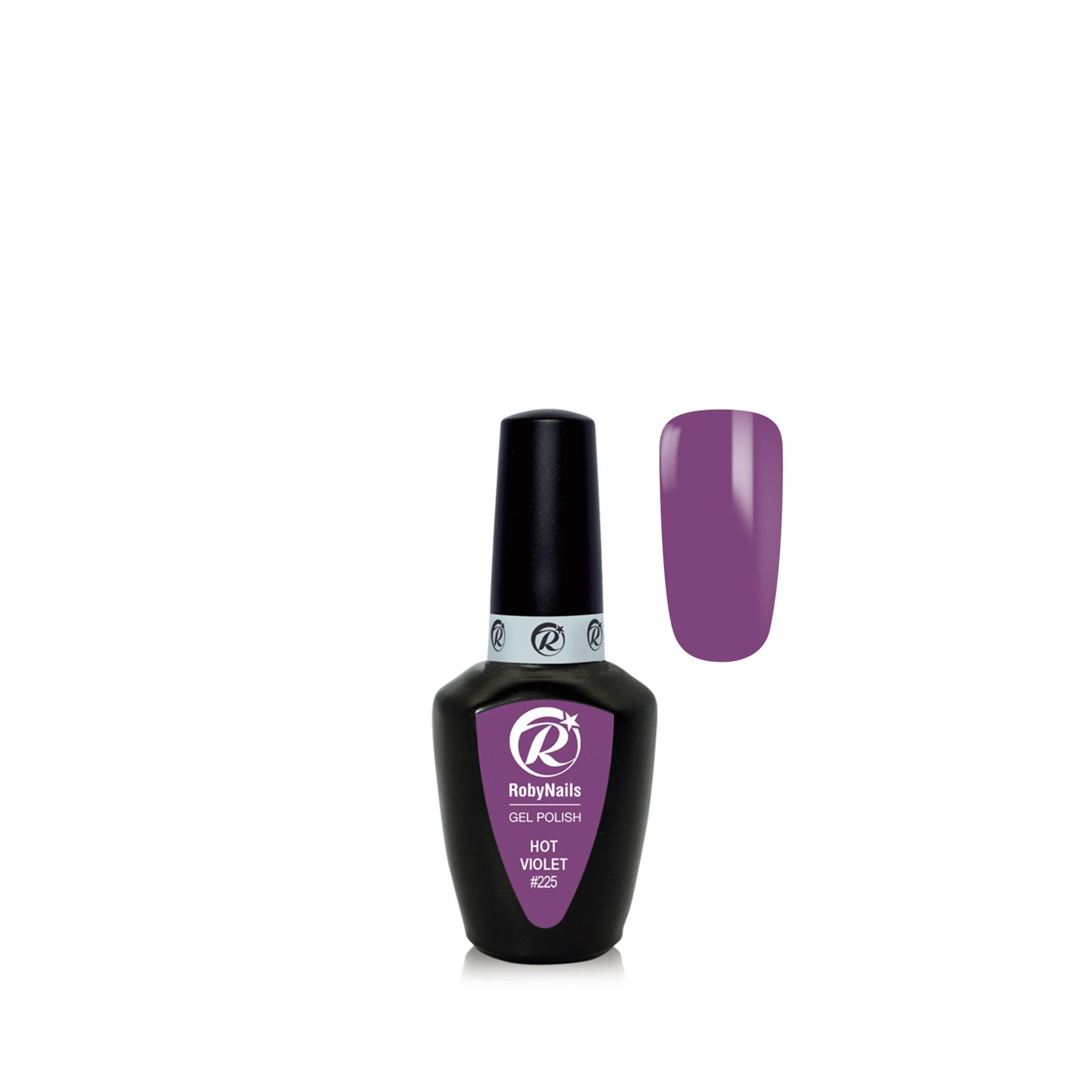 Gel Polish Hot Violet 8 Ml 21225