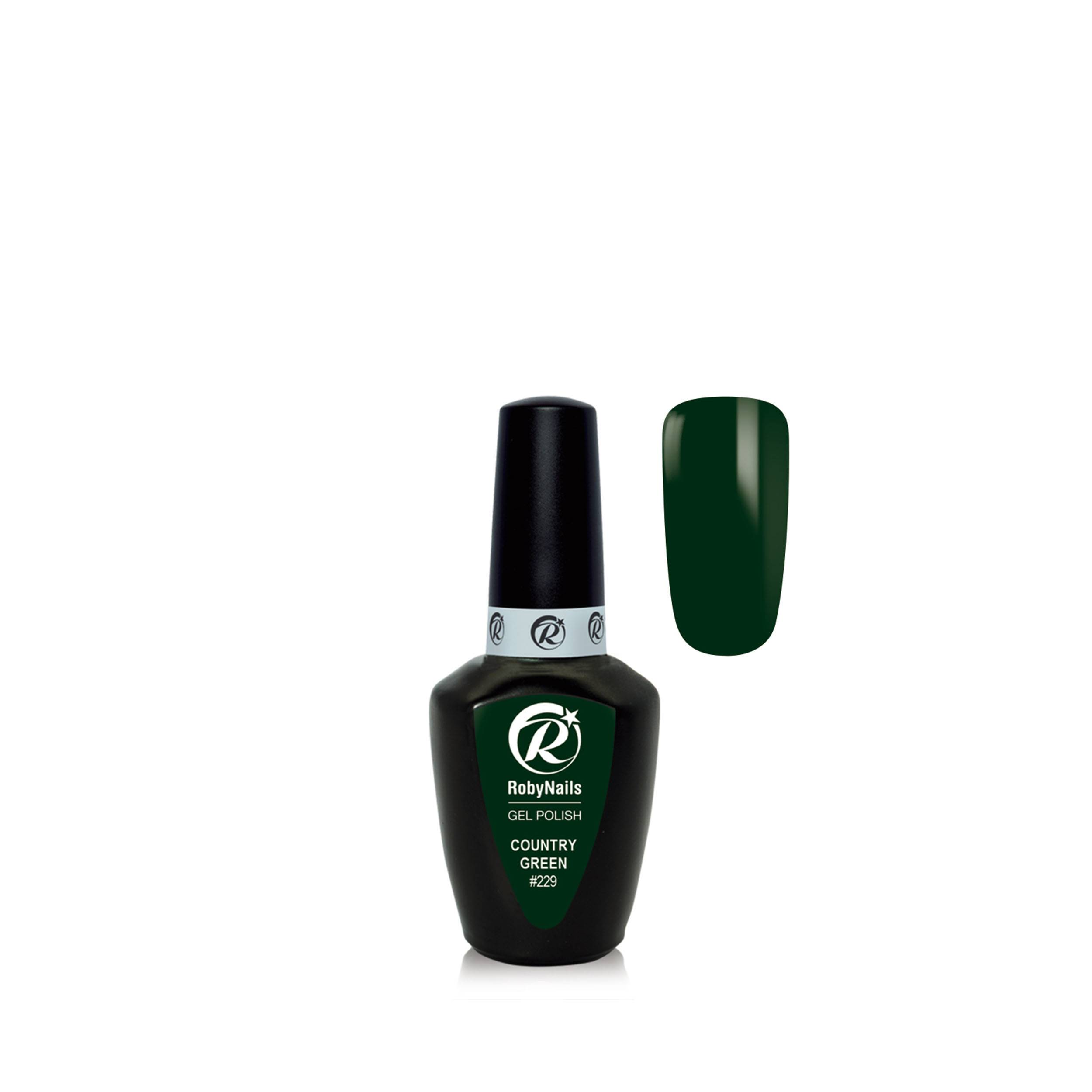 Gel Polish Country Green 8 Ml 21229