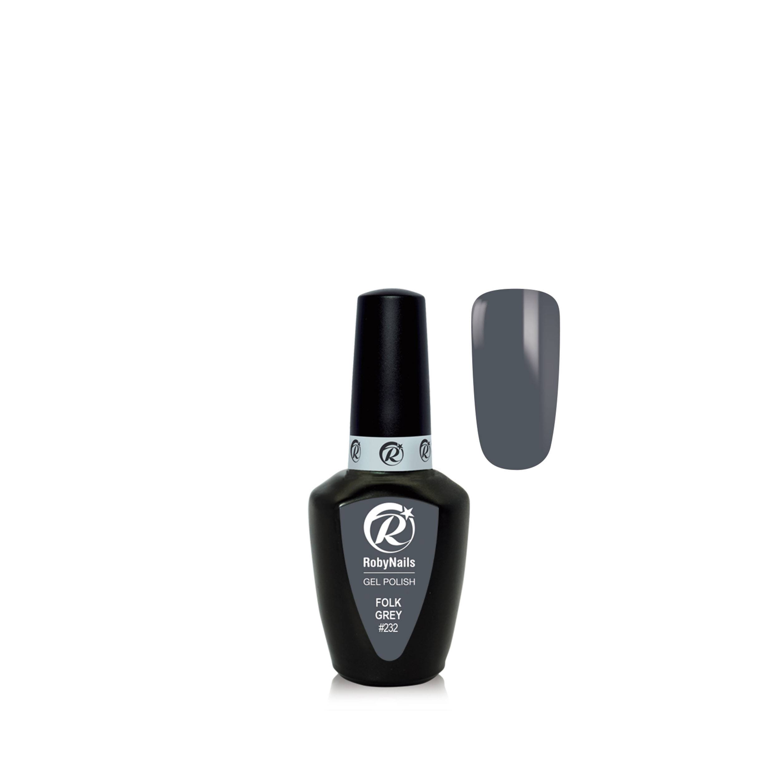 Gel Polish Folk Grey 8 Ml