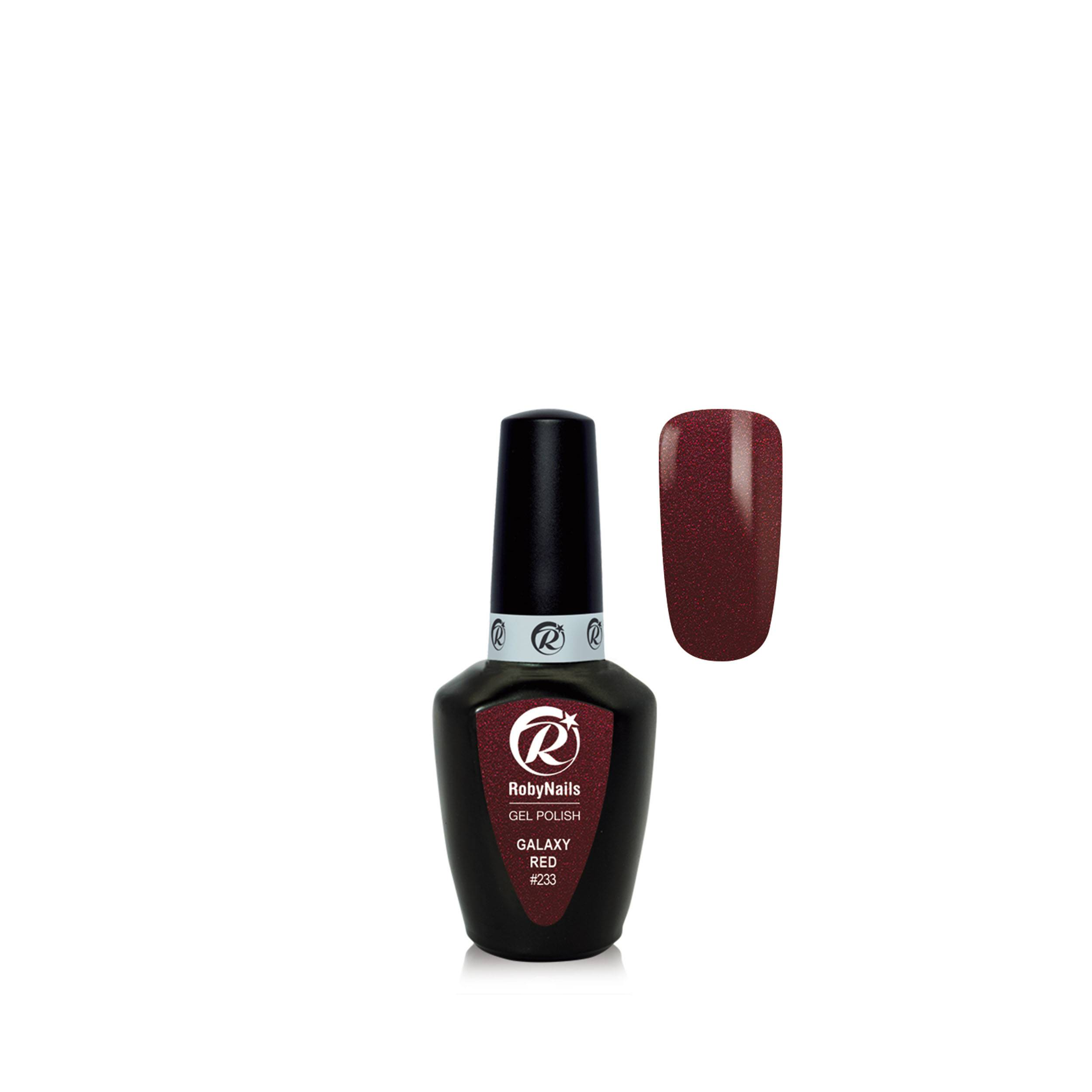 Gel Polish Galaxy Red 8 Ml