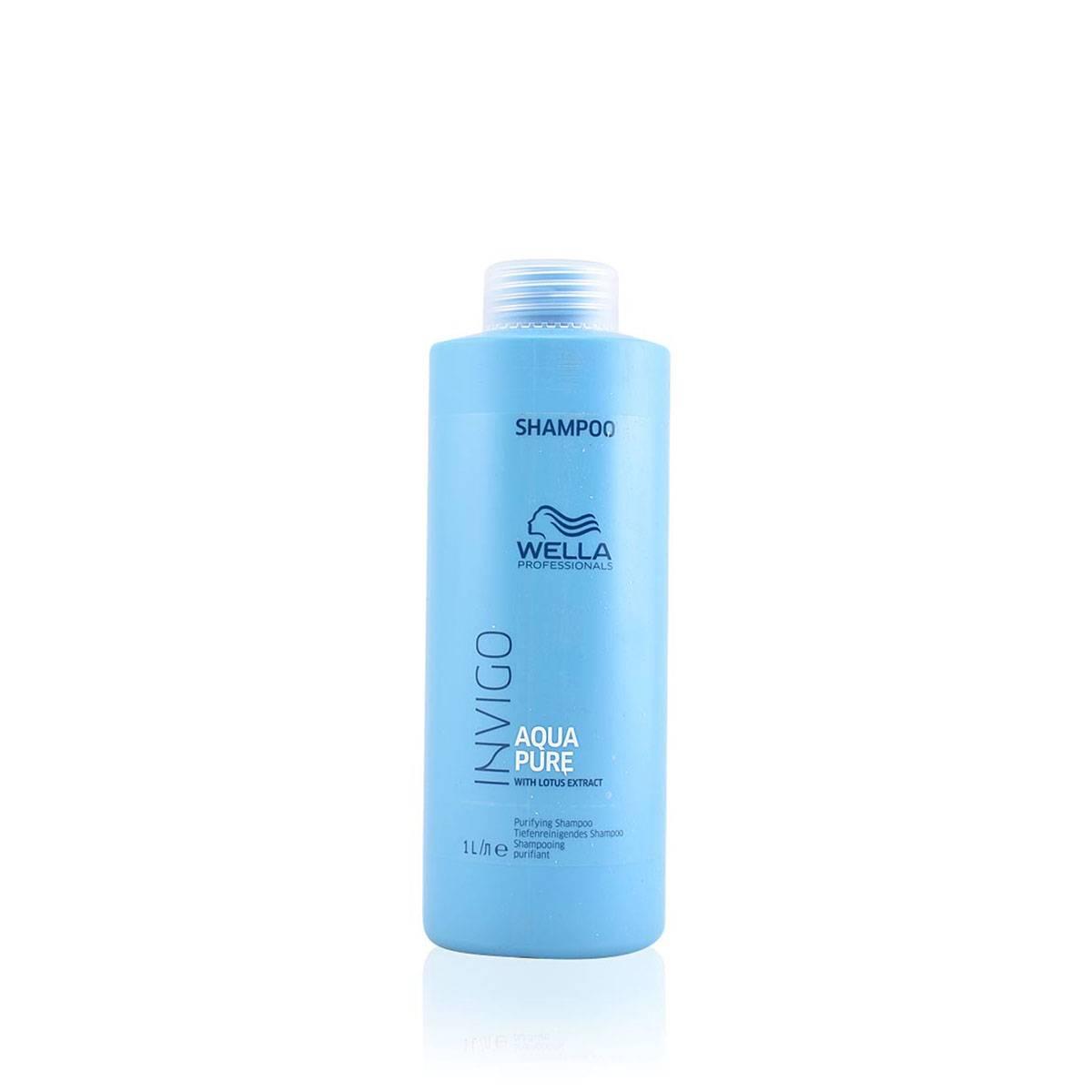 Pure shampoo multivitaminic 1000 ml PUREZZA/FORFORA