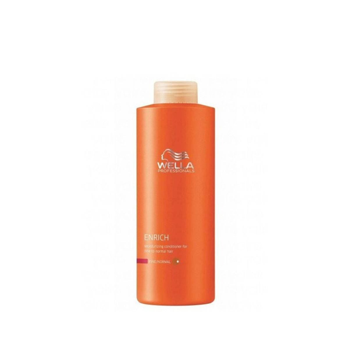 Nutri-enrich Shampoo Capelli Norm. Fini 1000 Ml